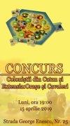 Concurs de Catan cu extensia Orase si Cavaleri
