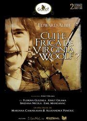 Piese de teatru - Cui i-e frica de Virginia Woolf?
