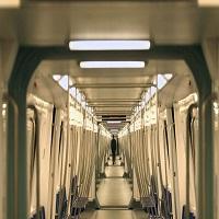 Utile - Harta care-ti arata cate minute faci pe jos intre statiile de metrou din Bucuresti