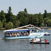Utile - Bucurestenii se pot plimba joi gratuit cu vaporasul pe lacul Herastrau