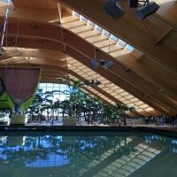 Cronici Sport din Bucuresti, Romania - Cum arata Therme, cel mai modern parc de ape termale din Bucuresti