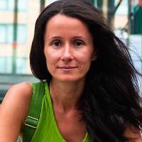 """Raluca Mihăilă: """" În loc să fug de solitudine, mă încarc din ea"""""""