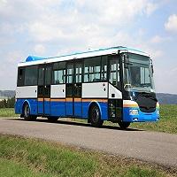 Utile - Primul autobuz electric din Bucuresti va intra in circulatie de luni, 16 martie
