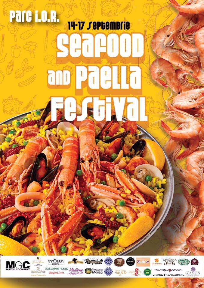 """Paella & Seafood Festival in Parc I.O.R """"La Cal"""""""