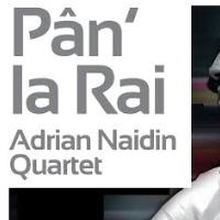 """""""Pân' la Rai"""" cu Adrian Naidin Quartet la Casa Filipescu-Cesianu"""