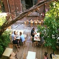 Unde Iesim in Oras? - Cele mai noi gradini de vara si terase din Bucuresti - editia 2016
