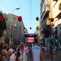 Unde Iesim in Oras? - Cum a fost prima zi a festivalului Strada Armeneasca