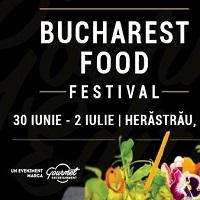 Bucharest Food Festival aduce experiente gastronomice inedite in Parcul Herastrau