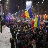 Protestul impotriva Legii Gratierii, in cateva fotografii