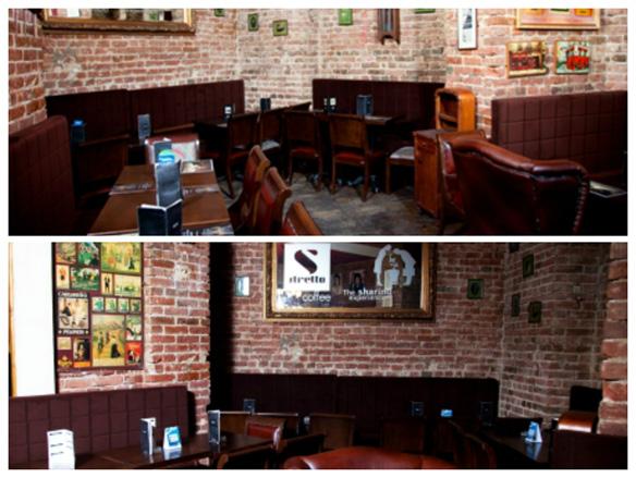 Vintage Pub - locul in care chelnerii iti spun sa nu-ti lasi telefonul pe masa, ca se fura
