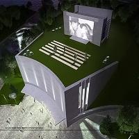 Utile - Cum va arata noua Sala Polivalenta care va ocupa 3000 mp din Parcul Titan