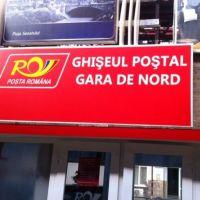 Singurul oficiu postal deschis zilnic si in weekend pana la ora 24:00 se afla in Gara de Nord