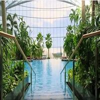 Cronici Sport din Bucuresti, Romania - Therme Bucuresti, cel mai mare parc de ape termale din Europa, se deschide in ianuarie