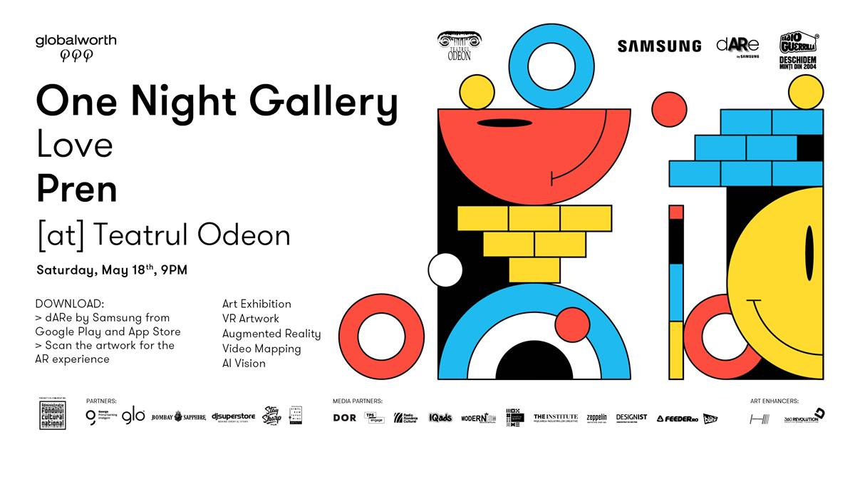 La zi pe Metropotam - One Night Gallery // Love Pren