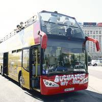 Autobuzele Bucharest City Tour au si ghid in limba franceza
