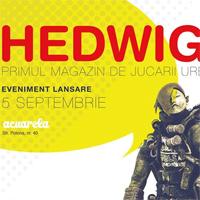 Hai la cumparaturi! - Magazinul de jucarii urbane Hedwig se lanseaza in GradinAcuarela (P)