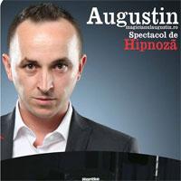 Interviuri - Primul spectacol de hipnoza comica va avea loc la Bucuresti - de vorba cu magicianul Augustin Mihaila