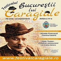 Festivalul Bucurestii lui Caragiale - trei luni de teatru in Centrul Vechi