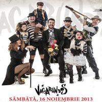 Comunicate de presa - The Mission prezinta: Cadenza Vagabundos, Sala Polivalenta, 16 noiembrie 2013