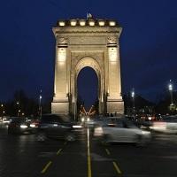 La zi pe Metropotam - Cum arata Arcul de Triumf dupa consolidare