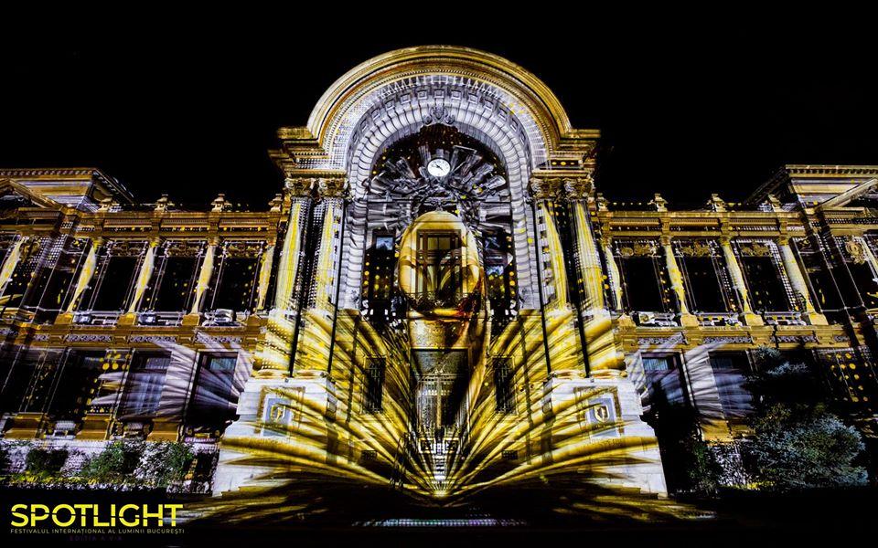 Spotlight - Festivalul Internațional al Luminii #6 se întoarce în aprilie