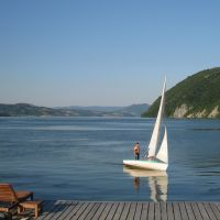 Cronici Restaurante din Romania - Idee de vacanta: Pensiunea Septembrie, locul cu o priveliste superba spre Cazanele Dunarii