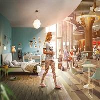Cand se deschide Veranda mall - cum va arata si ce brand-uri vor fi prezente