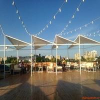 Unde Iesim in Oras? - DESCHIS Gastrobar - noua terasa la inaltime din Bucuresti, perfecta pentru vara si care te va duce cu gandul la mare