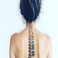 La zi pe Metropotam - Nou trend de tatuaje inspirat din natura