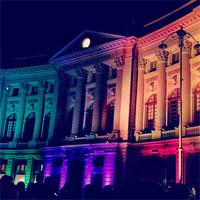 Cum s-a vazut Festivalul International al Luminii din Bucuresti pe Instagram