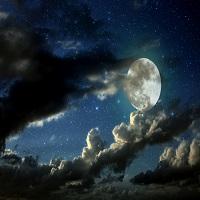 Luna plina in 2020