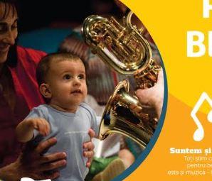 Concertos para Bebés în premieră în România