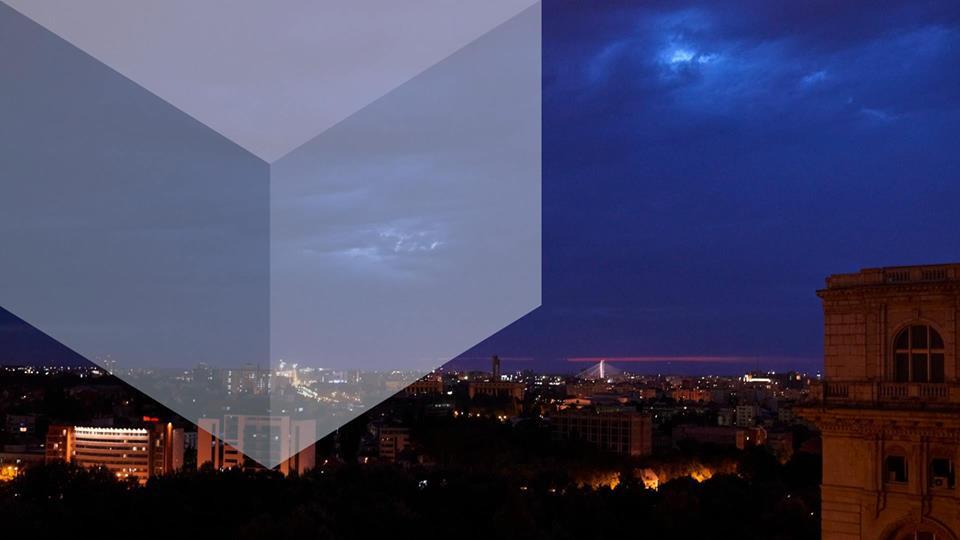 La zi pe Metropotam - Sunset Over Bucharest | vinerea la MNAC