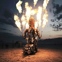 La zi pe Metropotam - Festivalul Burning Man va veni in Olanda in 2017