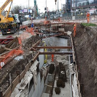 La zi pe Metropotam - Proiectul Pasajul Piata Sudului in pericol de a-si pierde finantarea europeana