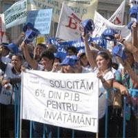 Utile - Profesorii intra in greva japoneza din 28 octombrie, in Bucuresti