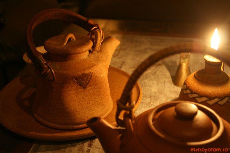 Cele mai frumoase 10 ceainarii din Bucuresti
