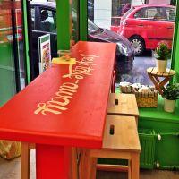 Cronici Restaurante din Bucuresti, Romania - Krudo, fresh take-away - locul cool de pe Campineanu unde iti poti face pastele asa cum iti doresti