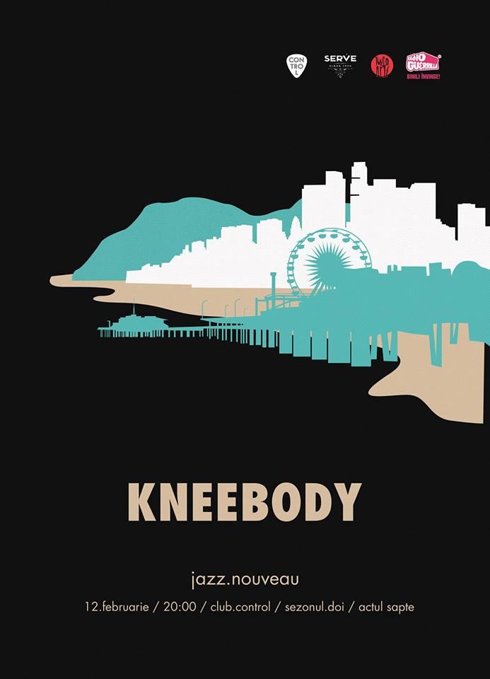 Kneebody la Jazz Nouveau