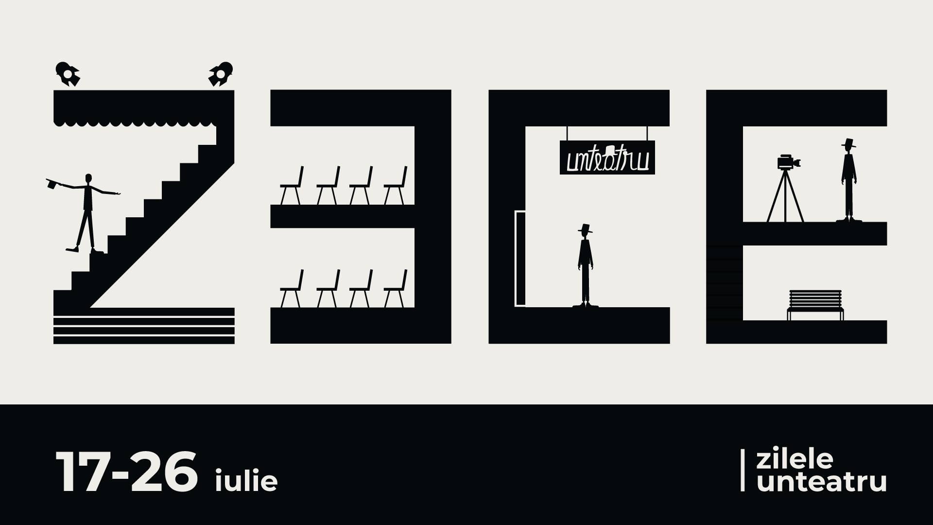 La zi pe Metropotam - Pe 17 iulie încep #Zileleunteatru10