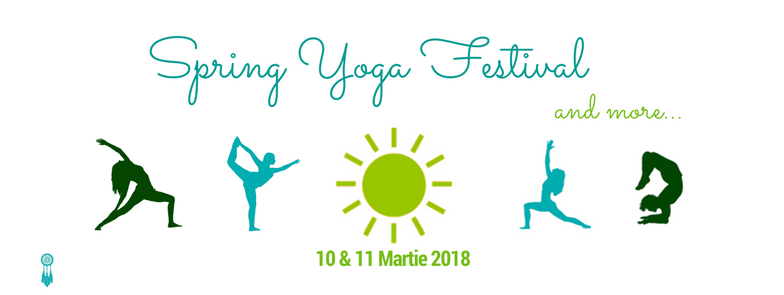 Spring Yoga Festival 2018 are loc la Bucuresti