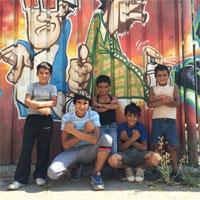 La zi pe Metropotam - Fa ceva misto vara asta: ajuta-i pe baietii din delta Vacaresti sa invete sa scrie si sa citeasca
