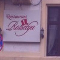 Cronici Restaurante din Romania - Rossetya, restaurantul fancy care imbina bucataria traditionala cu cea internationala