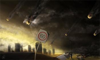 3 lucruri de facut cand vine sfarsitul lumii - sau mic ghid de supravietuire dupa Apocalipsa