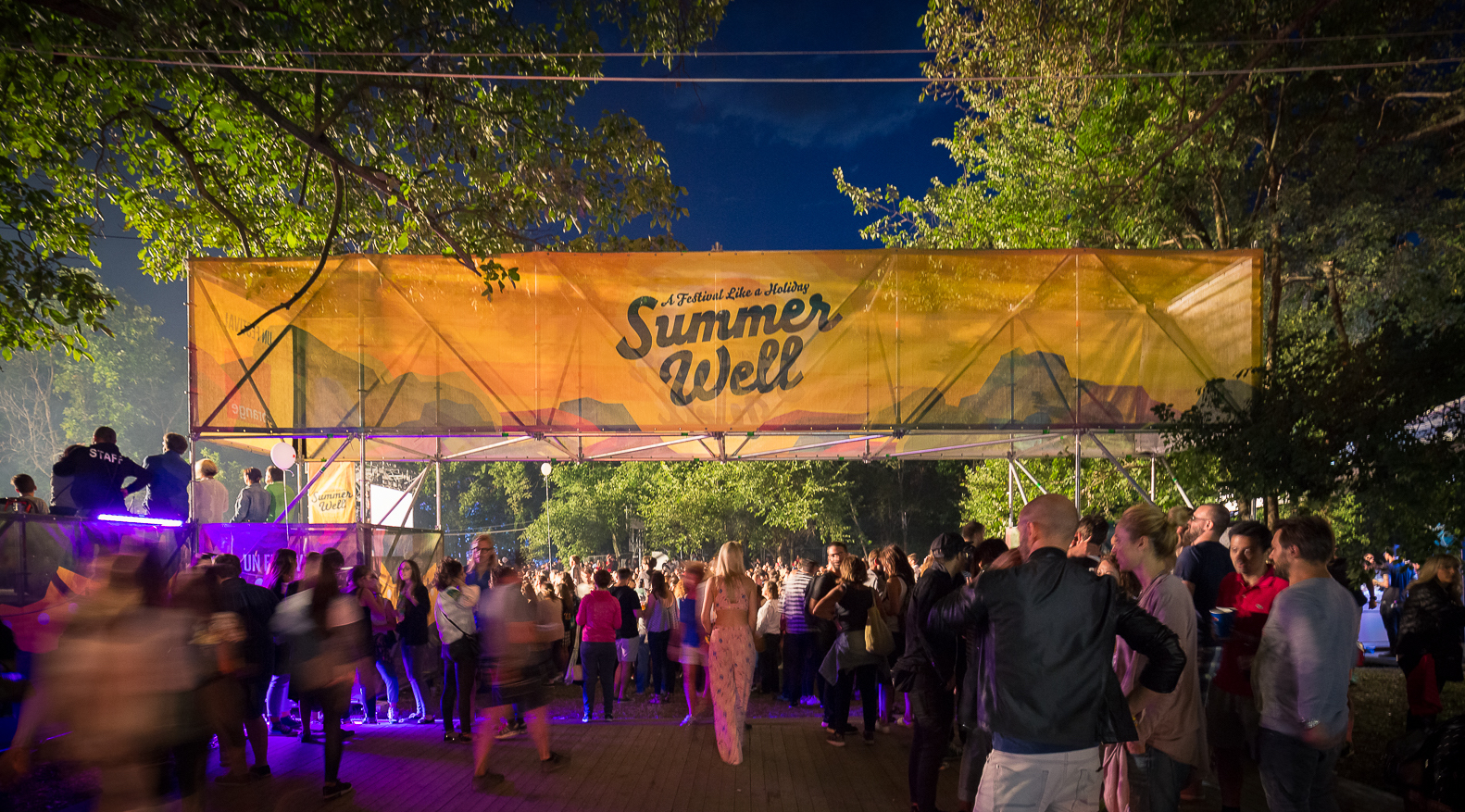 O noua scena la Summer Well 2018