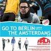 Concursuri - Castiga o invitatie de doua persoane la Go to Berlin & The Amsterdams @ Hala [INCHIS]