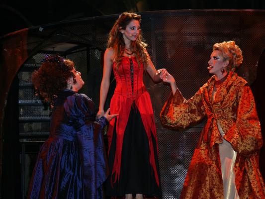 Romeo si Julieta la Opereta