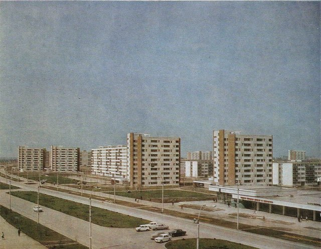 Drumul Taberei 34 in 1968