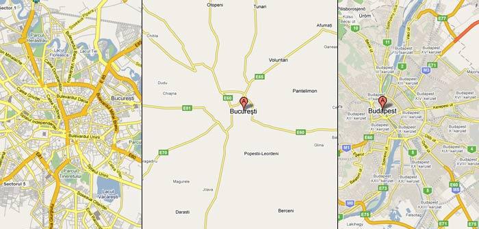Pune Te Pe Harta Cu Google Map Maker La Zi Pe Metropotam