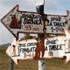 Locuri de vizitat - Ce ne enerveaza la Bucuresti: lipsa indicatoarelor turistice